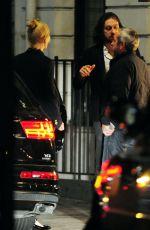 NICOLE KIDMAN Night Out in London 12/14/2016