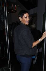 NICOLE MURPHY at Catch LA in West Hollywood 12/17/2016