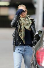 NICOLE RICHIE Out and About in Los Angeles 12/06/2016