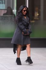 NICOLE SNOOKI POLIZZI Out and About in New York 12/19/2016