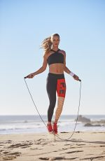 NINA AGDAL for Shopbop Holiday Fitness Campaign 2016
