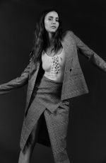 NINA DOBREV for Flaunt Magazine
