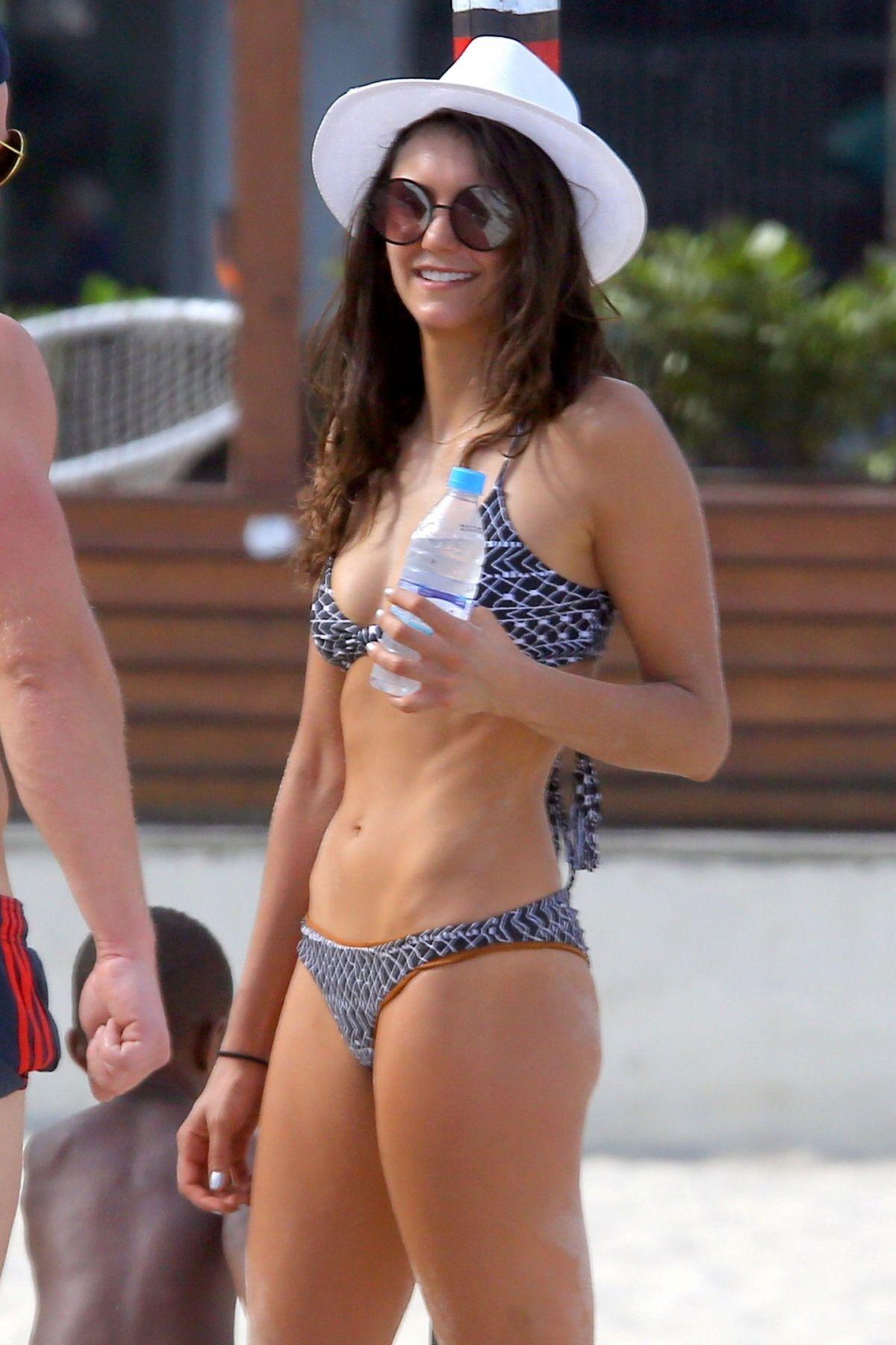 Nina dobrev bikini pics reserve