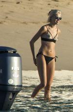 NINA NESBITT in Bikini at a Beach in Barbados 12/10/2016