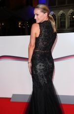 OLA JORDAN at The Sun Military Awards in London 12/14/2016