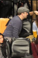 OLIVIA WILDE at Brooklyn Nets vs. Golden State Warriors Match in New York 12/22/2016