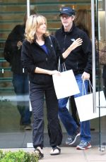 PAULA ZWAGERMAN Out Shopping in Los Angeles 12/21/2016