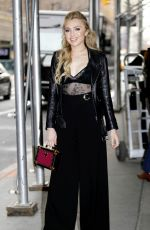 PEYTON ROI LIST at AOL Build in New York 12/06/2016
