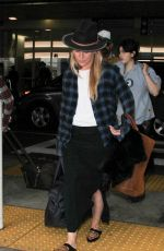 PIPER PERABO at LAX Airport in Los Angeles 12/16/2016