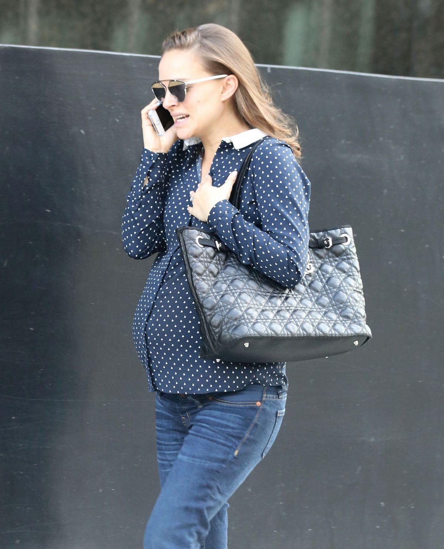 Natalie Portman Pregnant