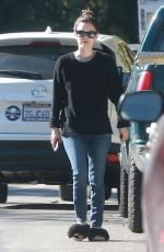 RACHEL BILSON Out House Hunting in Studio City 11/29/2016