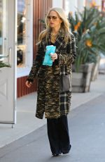 RACHEL ZOE Out and About in Brentwood 12/19/2016