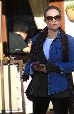 RADHA MITCHELL Out Shopping in Beverly Hills 11/29/2016