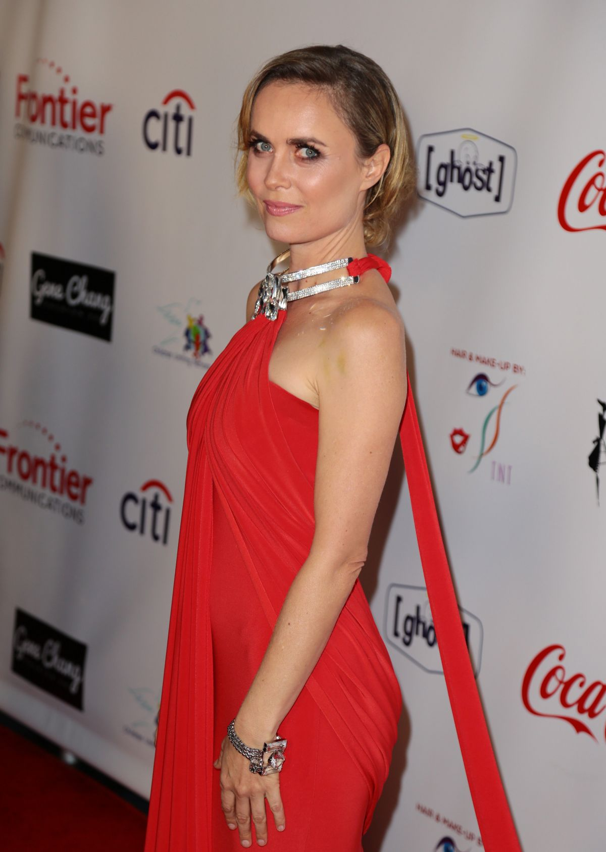 RADHA MITCHELL at 3rd Annual Cinefashion Film Awards in Beverly Hills 12/15/2016