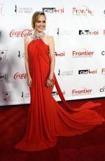RADHA MITCHELL at 3rd Annual Cinefashion Film Awards in Beverly Hills 12/15/2016