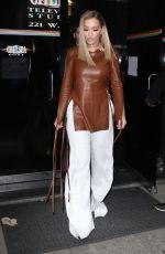 RITA ORA Leaves Wendy Williams Show in New York 12/08/2016