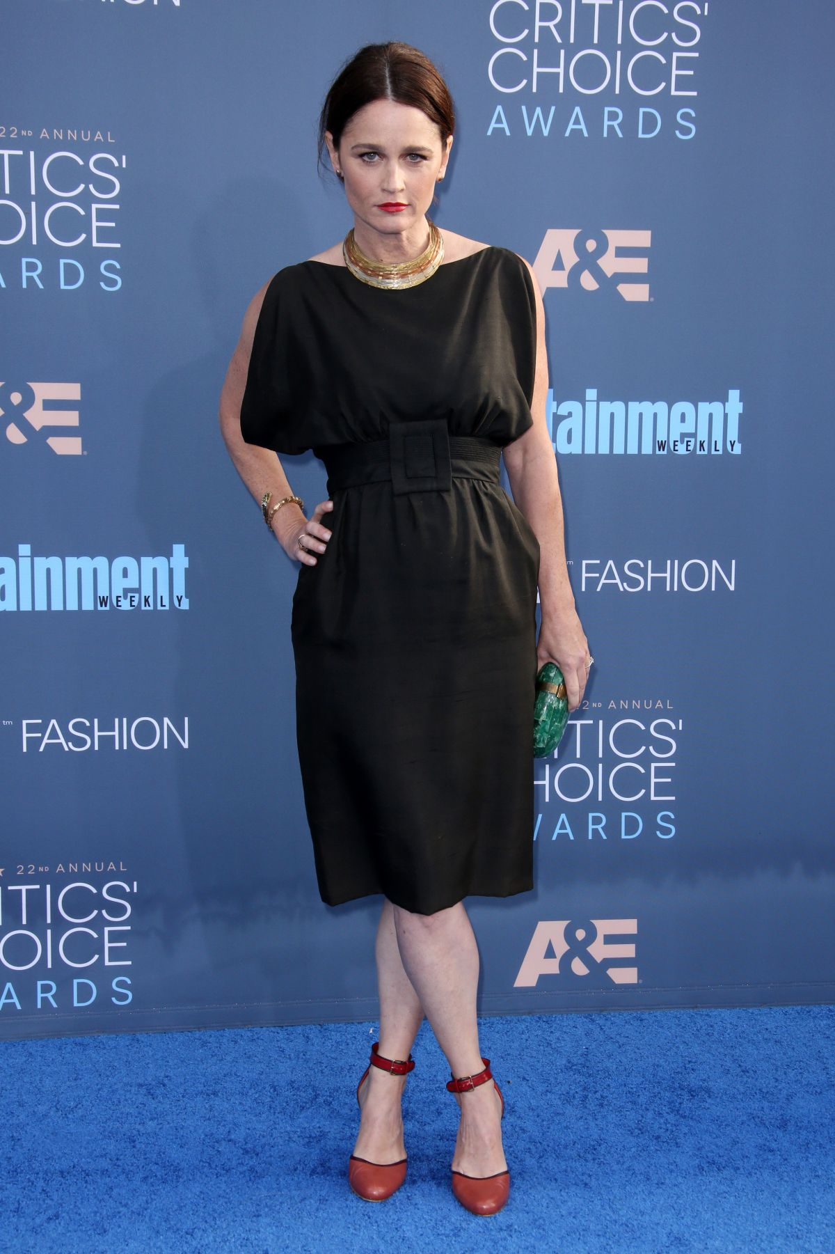 ROBIN TUNNEY at 22nd Annual Critics