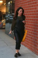 ROBIN TUNNEY Out and About in Beverly Hills 12/09/2016