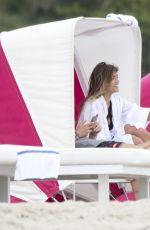ROCKY BARNES on the Beach in Miami 12/02/2016