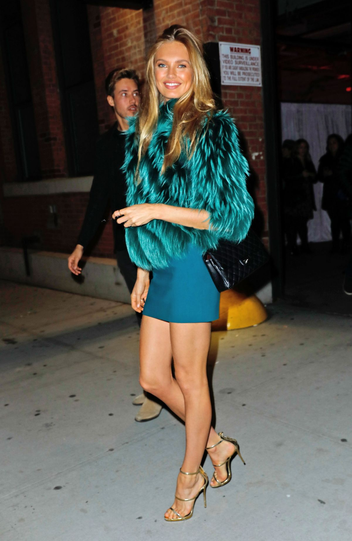 Romee Strijd Romee-strijd-at-2016-victoria-s-secret-fashion-show-viewing-party-in-new-york12-05-2016_5