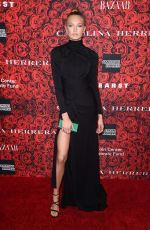 ROMEE STRIJD at An Evening Honoring Carolina Herrera at Alice Tully Hall in New York 12/06/2016