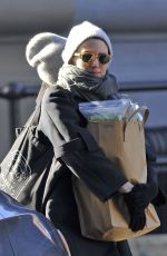 ROONEY MARA Out in New York 12/19/2016