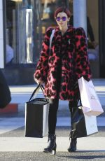 RUBY ROSE Out for Shoping in Los Angeles 12/17/2016