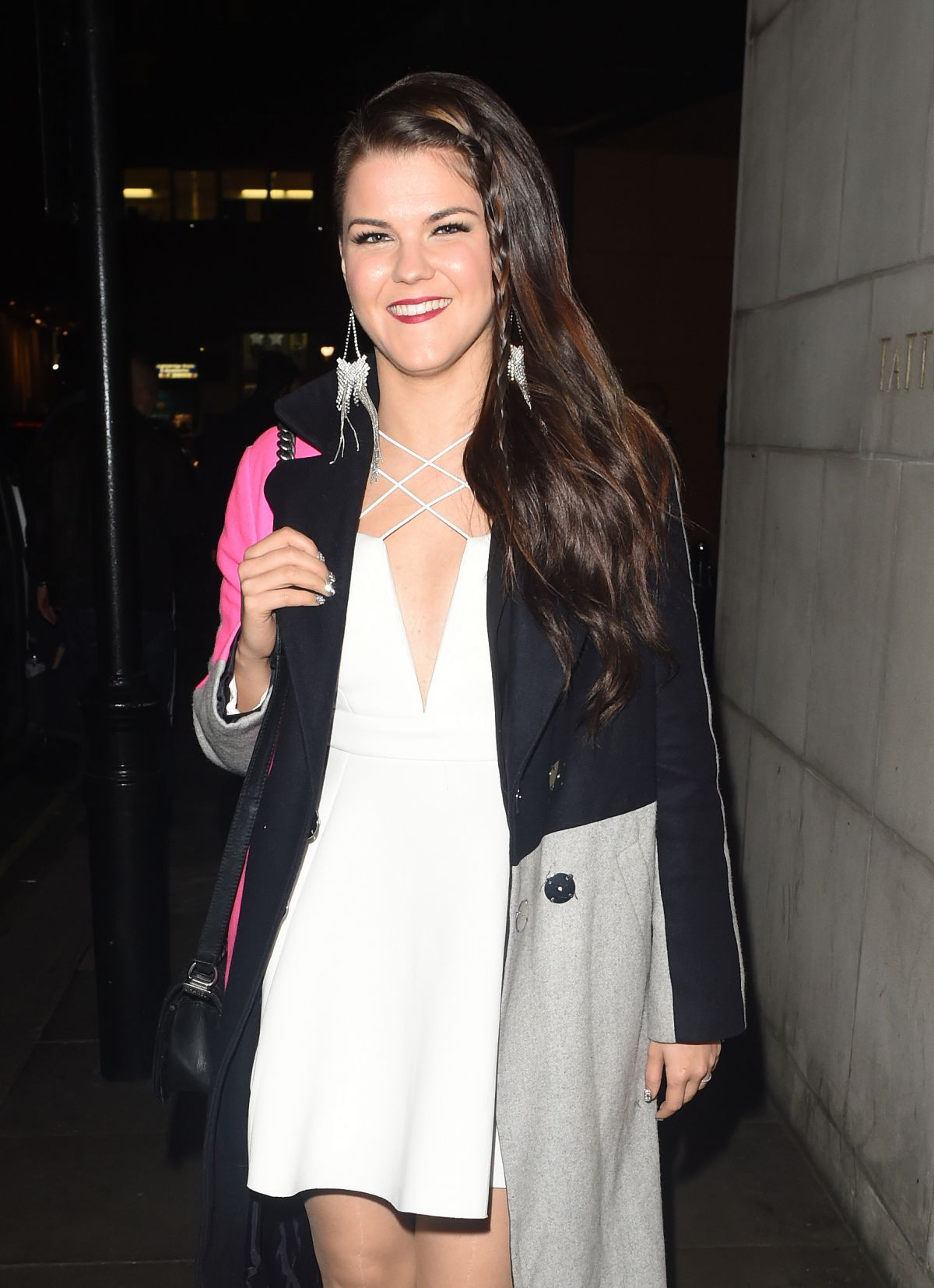SAARA AALTO at Zuma Restaurant in London