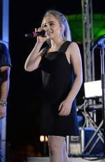 SABRINA CARPENTER Performs at Iheart Radio Y100 Jingle Ball at in Florida 12/18/2016