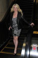SARA BARRETT at LAX Airport in Los Angeles 12/19/2016