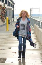 SARA BARRETT at Seattle Waterfront 12/27/2016