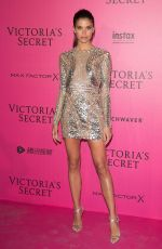 SARA SAMPAIO at Victoria's Secret Fashion Show After Party in Paris 11/30/2016