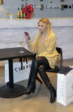 SARAH MICHELLE GELLAR at Launch of Sauvignon Blanc in Limited Edition Holiday Bottle at Curve in Culver City 12/14/16