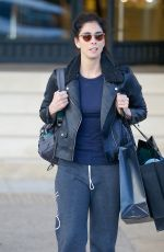 SARAH SILVERMAN Out Shopping in Beverly Hills 12/07/2016