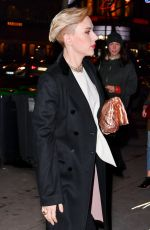 SCARLETT JOHANSSON Out in Paris 12/16/2016