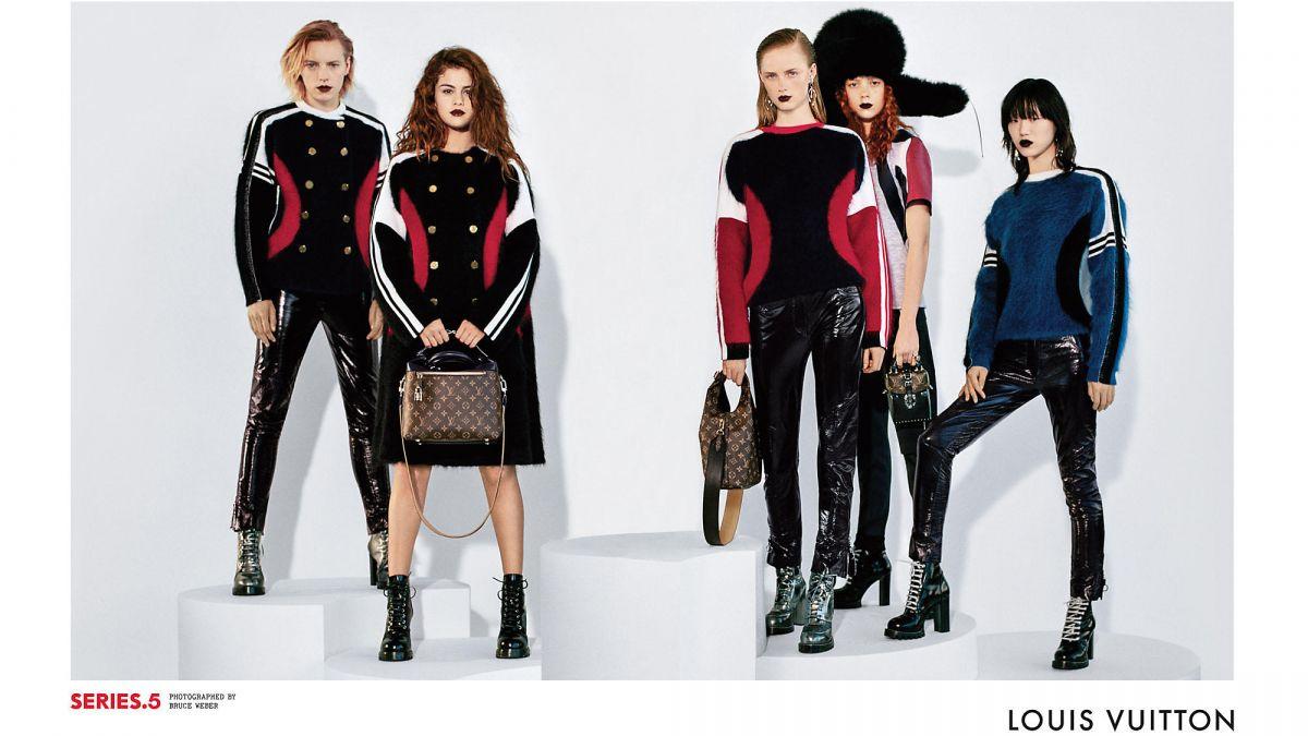 SELENA GOMEZ for Louis Vuitton 2016