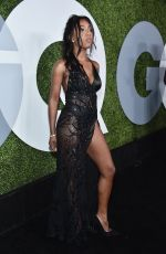 SEVYN STREETER at GQ Men of the Year Awards 2016 in West Hollywood 12/08/2016