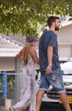 SHAKIRA and Gerard Pique on Holiday in Barranquilla 12/27/2016