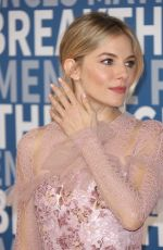 SIENNA MILLER at 2017 Breakthrough Prize at Nasa Ames Research Center in Mountain View 12/04/2016