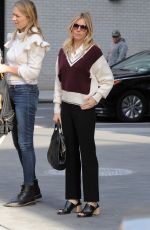 SIENNA MILLER Out and About in New York 12/13/2016