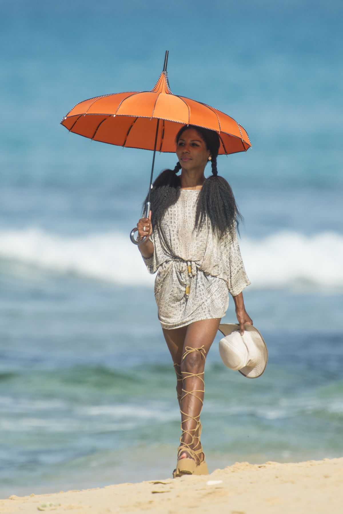 SINITTA on the Beach in Barbados 12/15/2016