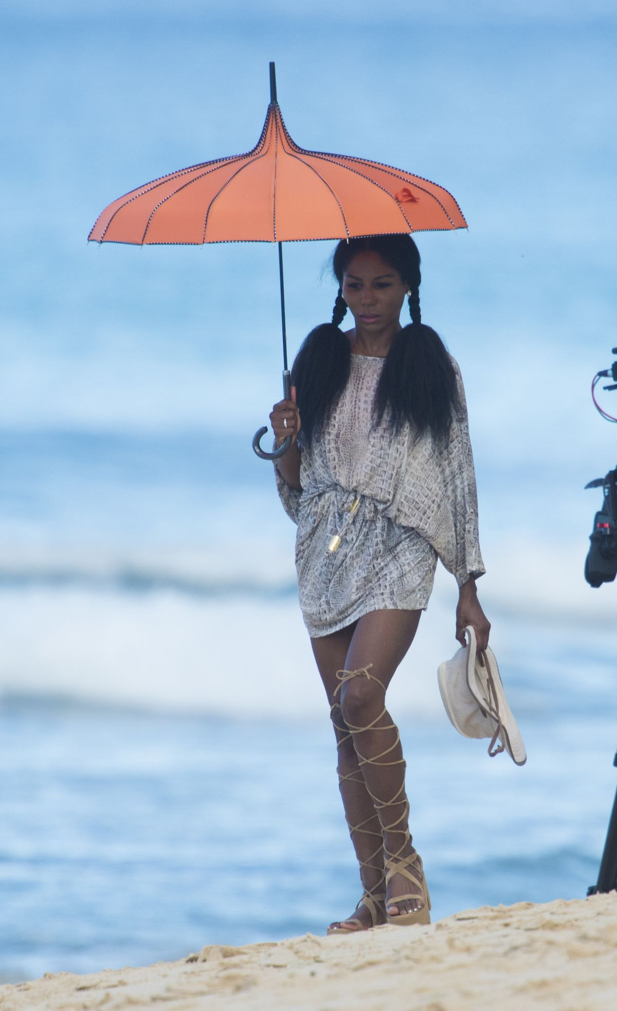 SINITTA On The Beach In Barbados 12/15/2016