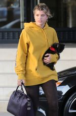 SOFIA RICHIE at Barneys New York in Beverly Hills 12/13/2016