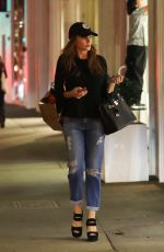 SOFIA VERGARA Out for Christmas Shopping in Beverly Hills 12/13/2016