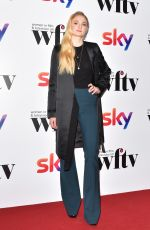 SOPHIE TURNER at Sky Women in Film and TV Awards in London 12/02/2016
