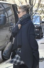 STACY FERGIE FERGUSON Leaves Her Hotel in New York 12/01/2016