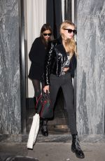 STELLA MAXWELL Night Out in Paris 11/29/2016