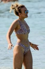 TALLIA STORM in Bikini at a Beach in Barbados 12/20/2016