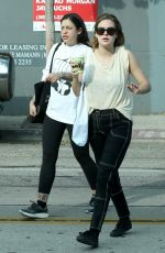 TALLULAH WILLIS Out and About in Hollywood 12/10/2016