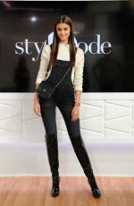 TAYLOR MARIE HILL at Amazon Style Code Live 12/05/2016
